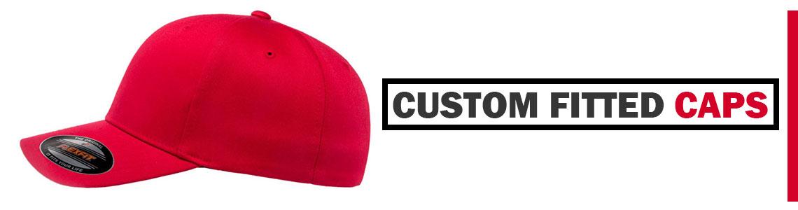 Custom Fitted Caps
