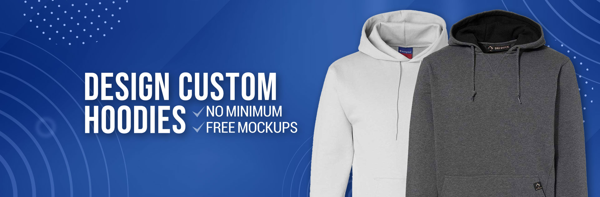 Design Custom Hoodies