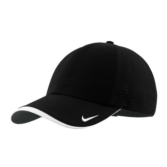 CUSTOM NIKE DRI FIT SWOOSH PERFORATED CAP