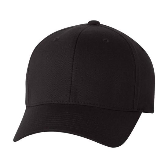 Flexfit Twill Cap Black