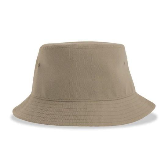 Geo Sustainable Bucket Hat Khaki Front
