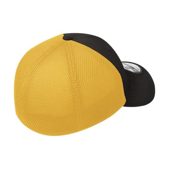 New Era Stretch Mesh Cap Back