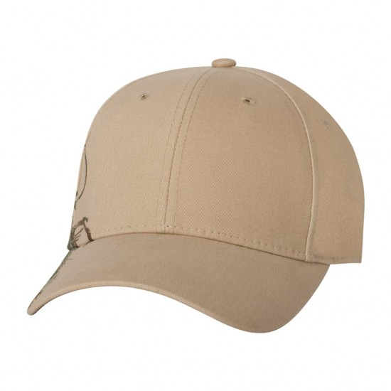 Dri Duck Walleye Cap Front