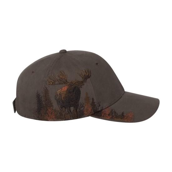 Dri Duck Moose Cap