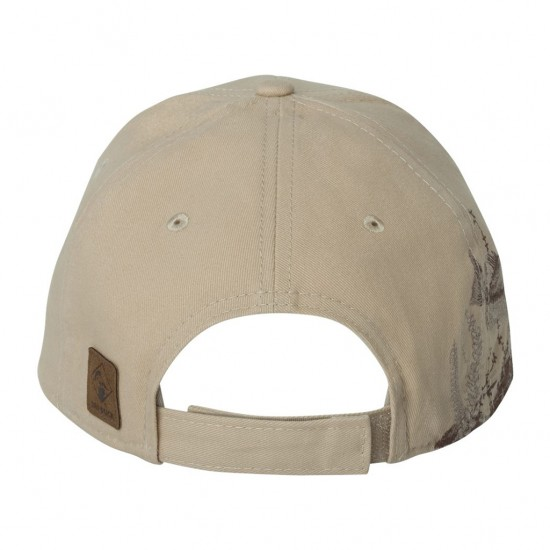 Dri Duck Bass Cap 3303 Back