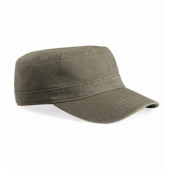EMBROIDERED FIDEL CAP