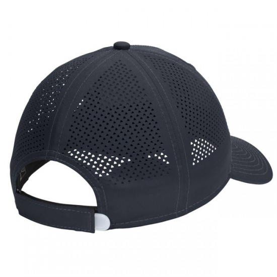 EMBROIDERED NEW ERA PERFORATED PERFORMANCE CAP