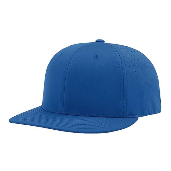 EMBROIDERED R-FLEX CURVED OR FLAT BRIM CAP